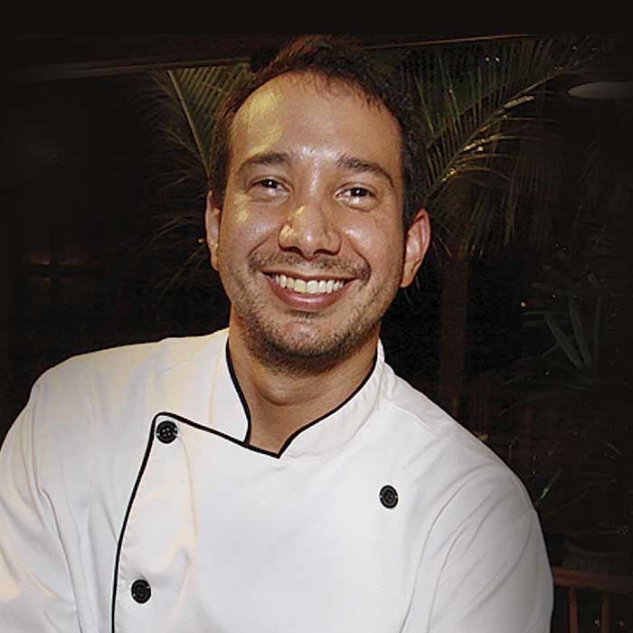 Chef Thiago Gomes