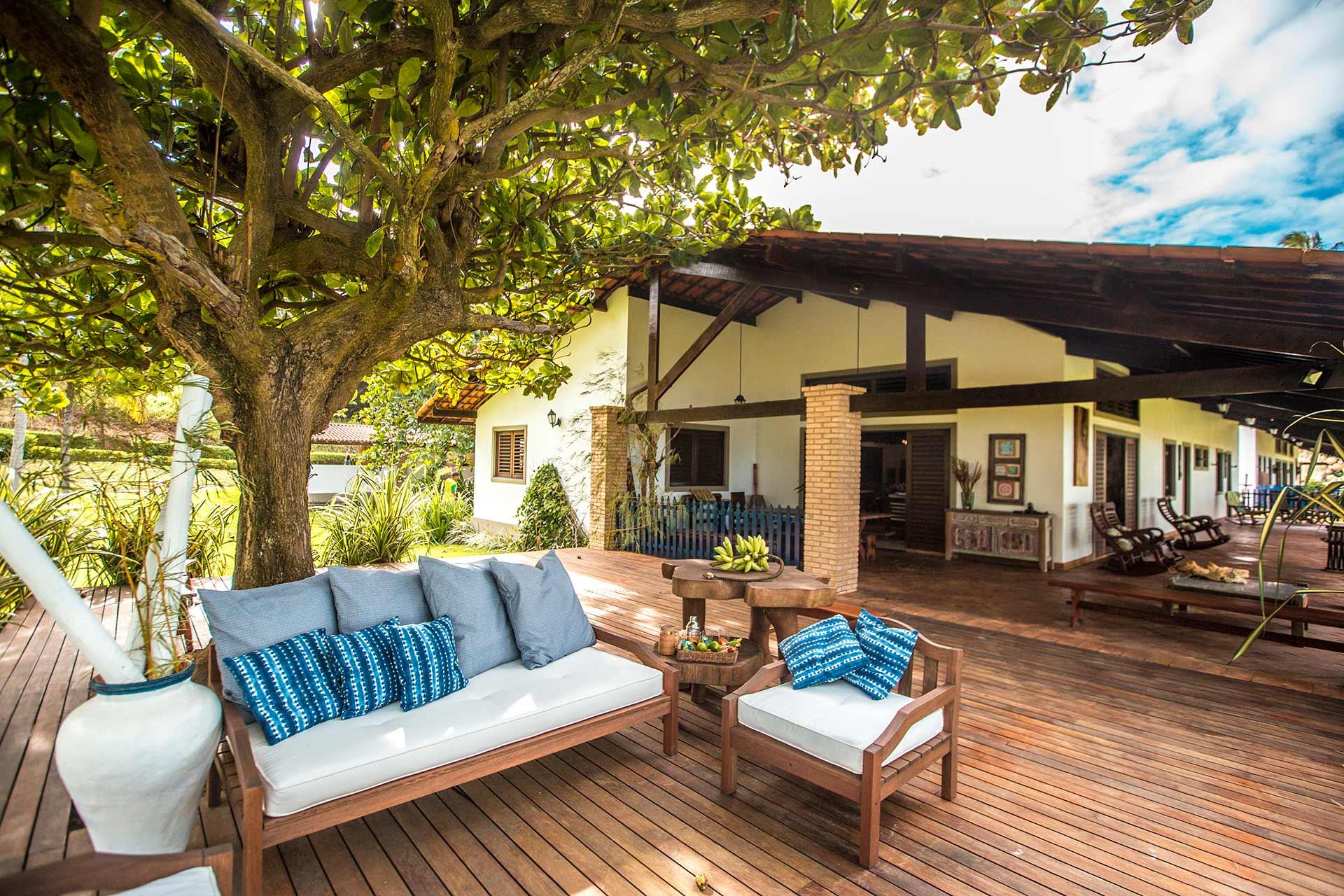 Casa Amendoeira - Deck