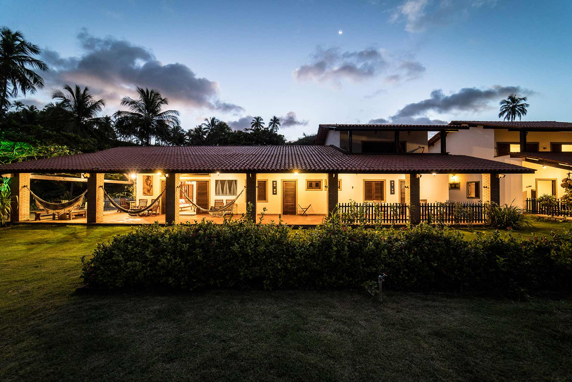 Casa Amendoeira - Vista Externa