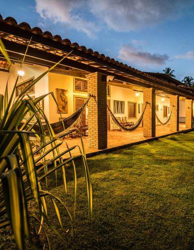 Casa da Amendoeira - Terraço