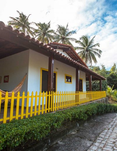 Casa Cruzeiro - Vista Externa