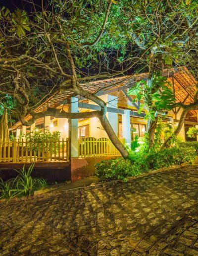 Casa Areia Colorida - Vista Externa