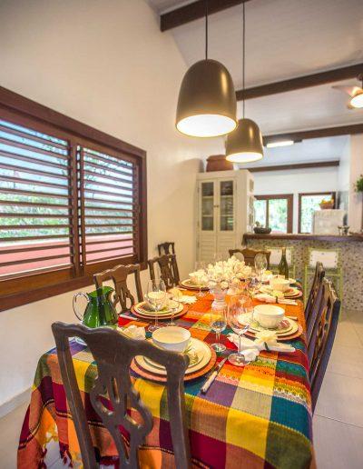 Casa Cruzeiro - Sala de Jantar