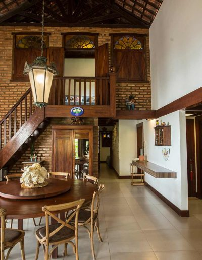 Casa Mirante da Gameleira - Sala